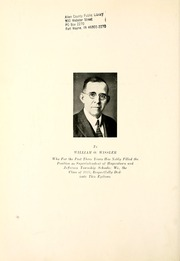 Page 16, 1923 Edition, Hagerstown High School - Epitome Yearbook (Hagerstown, IN) online yearbook collection