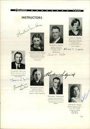 Page 14, 1935 Edition, Hagerstown High School - Epitome Yearbook (Hagerstown, IN) online yearbook collection