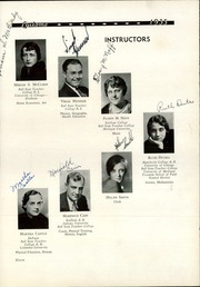 Page 15, 1935 Edition, Hagerstown High School - Epitome Yearbook (Hagerstown, IN) online yearbook collection