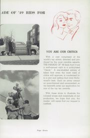 Page 11, 1949 Edition, Hagerstown High School - Epitome Yearbook (Hagerstown, IN) online yearbook collection