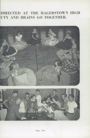 Page 13, 1949 Edition, Hagerstown High School - Epitome Yearbook (Hagerstown, IN) online yearbook collection