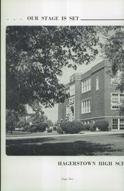 Page 14, 1949 Edition, Hagerstown High School - Epitome Yearbook (Hagerstown, IN) online yearbook collection