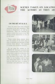 Page 8, 1949 Edition, Hagerstown High School - Epitome Yearbook (Hagerstown, IN) online yearbook collection