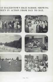 Page 9, 1949 Edition, Hagerstown High School - Epitome Yearbook (Hagerstown, IN) online yearbook collection