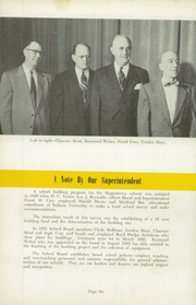 Page 10, 1953 Edition, Hagerstown High School - Epitome Yearbook (Hagerstown, IN) online yearbook collection