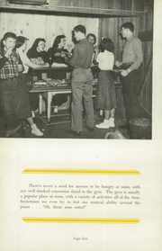 Page 14, 1953 Edition, Hagerstown High School - Epitome Yearbook (Hagerstown, IN) online yearbook collection