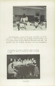 Page 15, 1953 Edition, Hagerstown High School - Epitome Yearbook (Hagerstown, IN) online yearbook collection