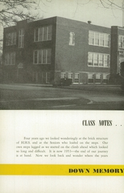 Page 16, 1953 Edition, Hagerstown High School - Epitome Yearbook (Hagerstown, IN) online yearbook collection