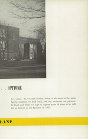 Page 17, 1953 Edition, Hagerstown High School - Epitome Yearbook (Hagerstown, IN) online yearbook collection