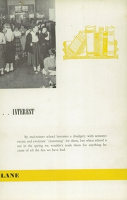 Page 7, 1953 Edition, Hagerstown High School - Epitome Yearbook (Hagerstown, IN) online yearbook collection