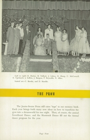 Page 8, 1953 Edition, Hagerstown High School - Epitome Yearbook (Hagerstown, IN) online yearbook collection