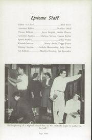 Page 13, 1954 Edition, Hagerstown High School - Epitome Yearbook (Hagerstown, IN) online yearbook collection