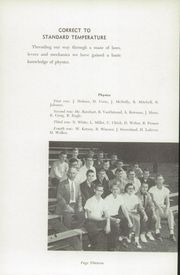 Page 17, 1954 Edition, Hagerstown High School - Epitome Yearbook (Hagerstown, IN) online yearbook collection
