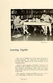 Page 11, 1960 Edition, Hagerstown High School - Epitome Yearbook (Hagerstown, IN) online yearbook collection