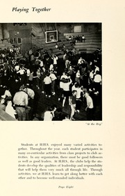 Page 12, 1960 Edition, Hagerstown High School - Epitome Yearbook (Hagerstown, IN) online yearbook collection
