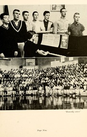 Page 13, 1960 Edition, Hagerstown High School - Epitome Yearbook (Hagerstown, IN) online yearbook collection