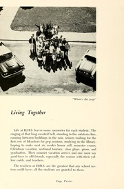 Page 16, 1960 Edition, Hagerstown High School - Epitome Yearbook (Hagerstown, IN) online yearbook collection