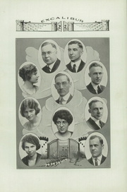 Page 10, 1922 Edition, Van Wert High School - Excalibur Yearbook (Van Wert, OH) online yearbook collection