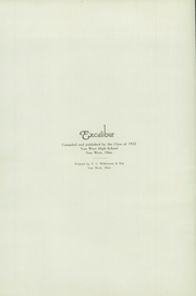 Page 4, 1922 Edition, Van Wert High School - Excalibur Yearbook (Van Wert, OH) online yearbook collection