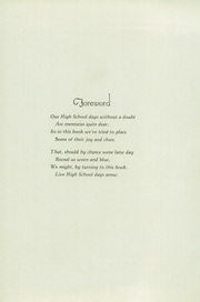Page 5, 1922 Edition, Van Wert High School - Excalibur Yearbook (Van Wert, OH) online yearbook collection
