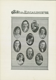 Page 12, 1923 Edition, Van Wert High School - Excalibur Yearbook (Van Wert, OH) online yearbook collection