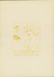 Page 13, 1923 Edition, Van Wert High School - Excalibur Yearbook (Van Wert, OH) online yearbook collection