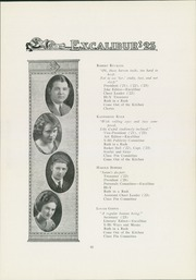 Page 17, 1923 Edition, Van Wert High School - Excalibur Yearbook (Van Wert, OH) online yearbook collection