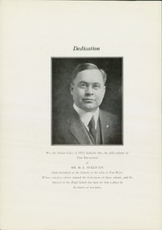Page 6, 1923 Edition, Van Wert High School - Excalibur Yearbook (Van Wert, OH) online yearbook collection