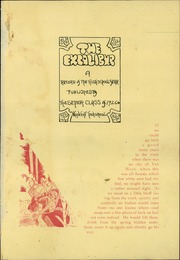 Page 3, 1926 Edition, Van Wert High School - Excalibur Yearbook (Van Wert, OH) online yearbook collection