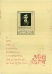 Page 6, 1926 Edition, Van Wert High School - Excalibur Yearbook (Van Wert, OH) online yearbook collection
