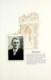 Page 13, 1929 Edition, Van Wert High School - Excalibur Yearbook (Van Wert, OH) online yearbook collection