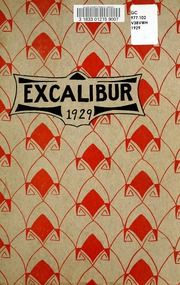 Page 5, 1929 Edition, Van Wert High School - Excalibur Yearbook (Van Wert, OH) online yearbook collection