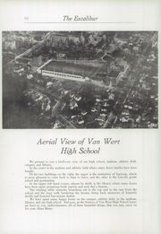 Page 14, 1939 Edition, Van Wert High School - Excalibur Yearbook (Van Wert, OH) online yearbook collection