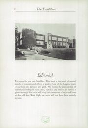 Page 6, 1939 Edition, Van Wert High School - Excalibur Yearbook (Van Wert, OH) online yearbook collection