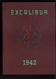 1942 Edition, Van Wert High School - Excalibur Yearbook (Van Wert, OH)
