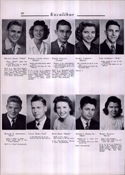 Page 12, 1943 Edition, Van Wert High School - Excalibur Yearbook (Van Wert, OH) online yearbook collection