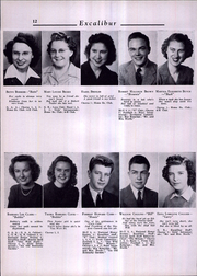 Page 14, 1943 Edition, Van Wert High School - Excalibur Yearbook (Van Wert, OH) online yearbook collection