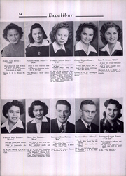 Page 16, 1943 Edition, Van Wert High School - Excalibur Yearbook (Van Wert, OH) online yearbook collection