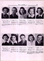 Page 17, 1943 Edition, Van Wert High School - Excalibur Yearbook (Van Wert, OH) online yearbook collection