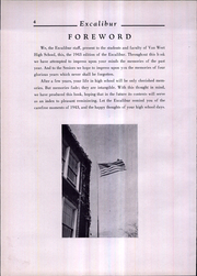 Page 6, 1943 Edition, Van Wert High School - Excalibur Yearbook (Van Wert, OH) online yearbook collection