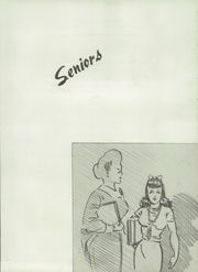 Page 11, 1944 Edition, Van Wert High School - Excalibur Yearbook (Van Wert, OH) online yearbook collection