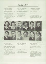 Page 13, 1944 Edition, Van Wert High School - Excalibur Yearbook (Van Wert, OH) online yearbook collection