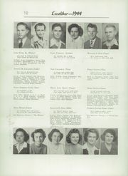 Page 16, 1944 Edition, Van Wert High School - Excalibur Yearbook (Van Wert, OH) online yearbook collection