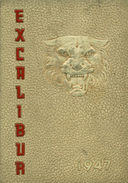 Page 1, 1947 Edition, Van Wert High School - Excalibur Yearbook (Van Wert, OH) online yearbook collection