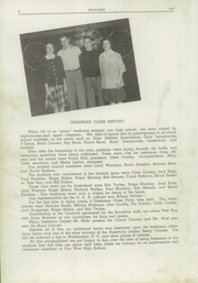 Page 14, 1947 Edition, Van Wert High School - Excalibur Yearbook (Van Wert, OH) online yearbook collection