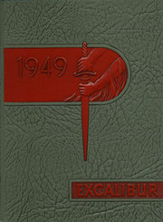 1949 Edition, Van Wert High School - Excalibur Yearbook (Van Wert, OH)