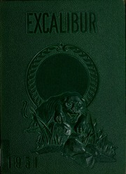 1951 Edition, Van Wert High School - Excalibur Yearbook (Van Wert, OH)