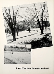 Page 8, 1956 Edition, Van Wert High School - Excalibur Yearbook (Van Wert, OH) online yearbook collection