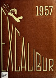 1957 Edition, Van Wert High School - Excalibur Yearbook (Van Wert, OH)