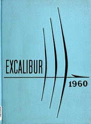 1960 Edition, Van Wert High School - Excalibur Yearbook (Van Wert, OH)